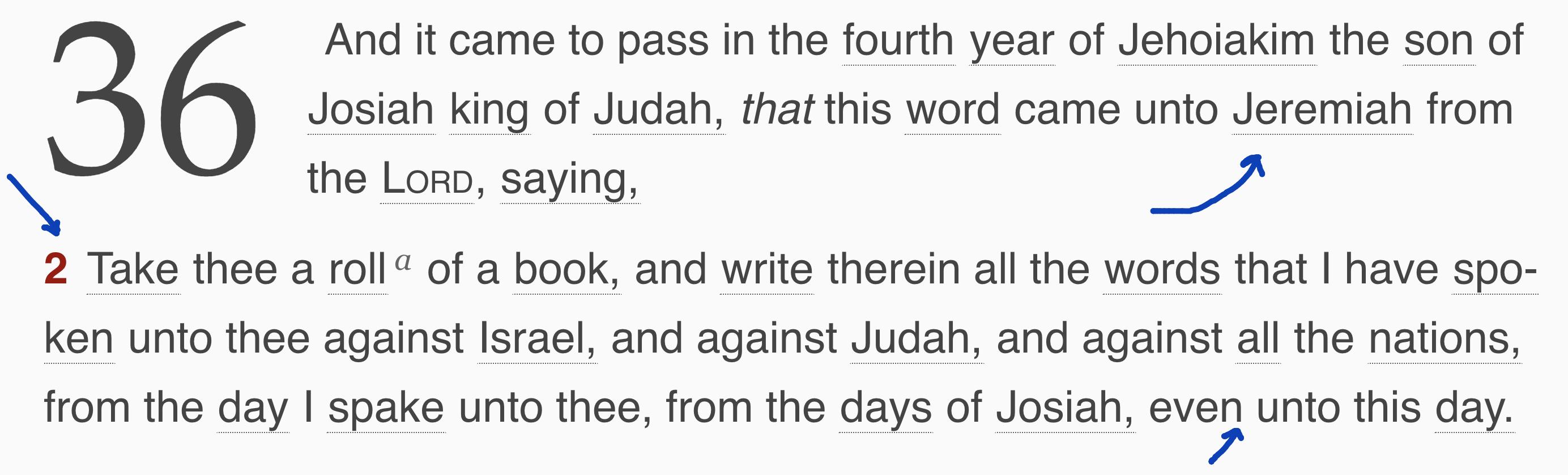 Jeremiah 8 8 Article