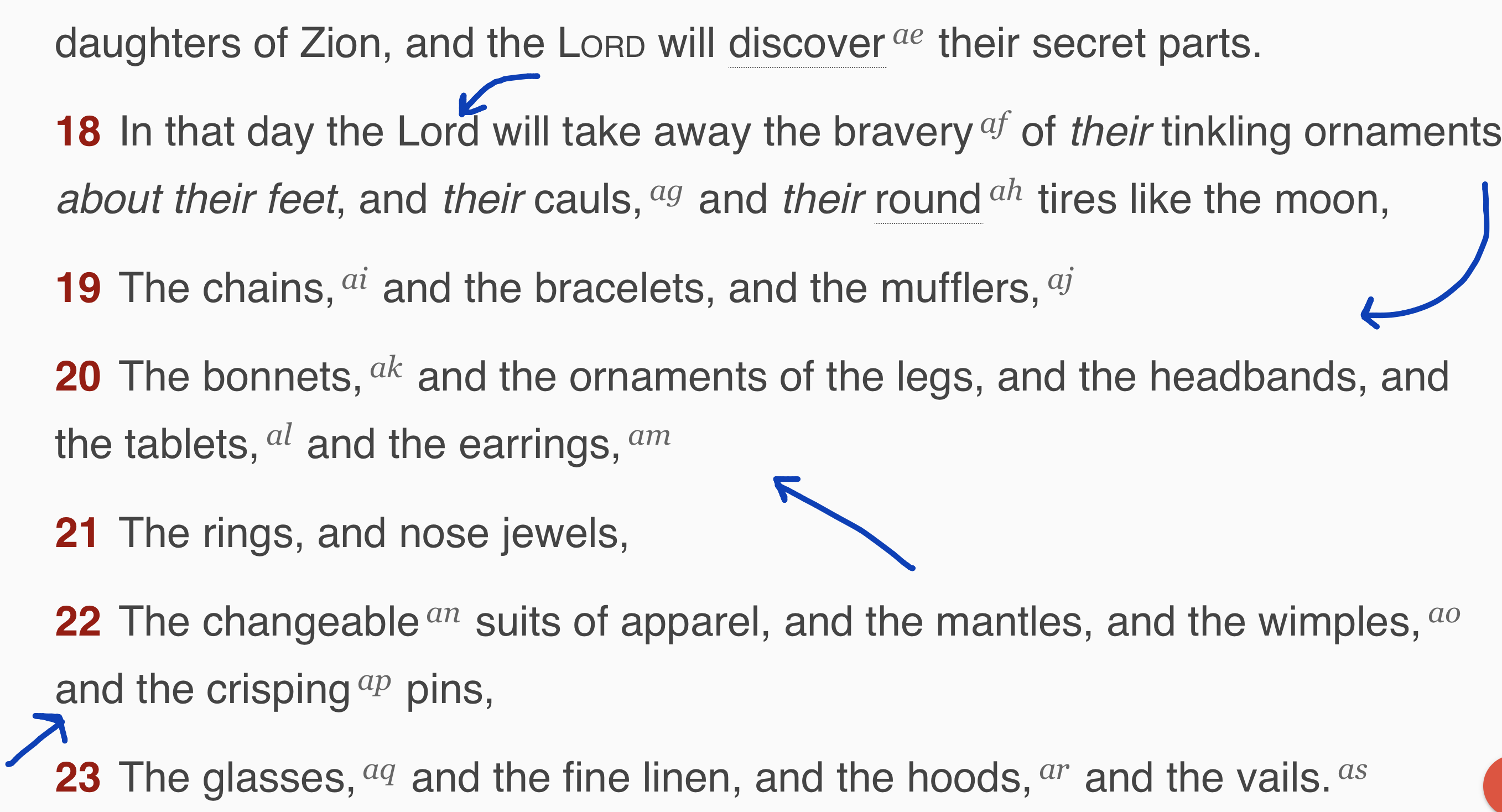 Isaiah Should Christians Wear Jewelry 1