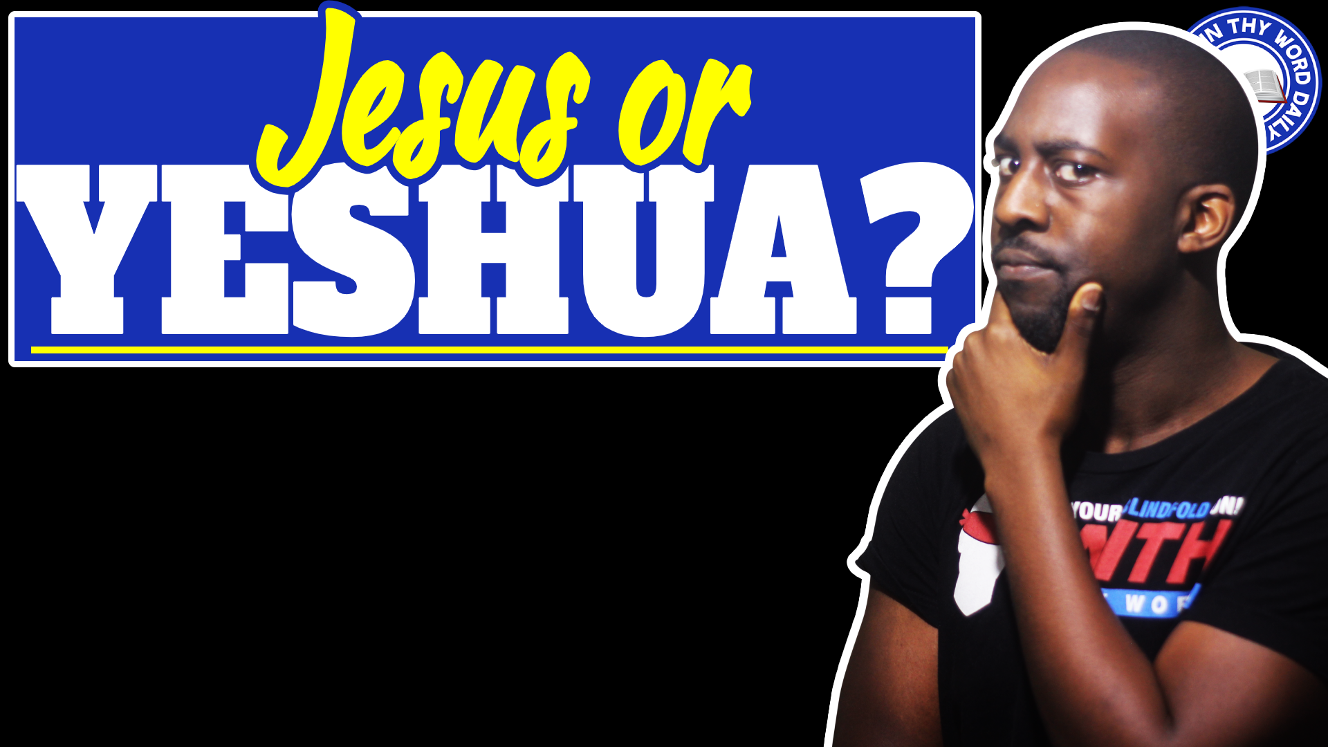 Jesus or Yeshua
