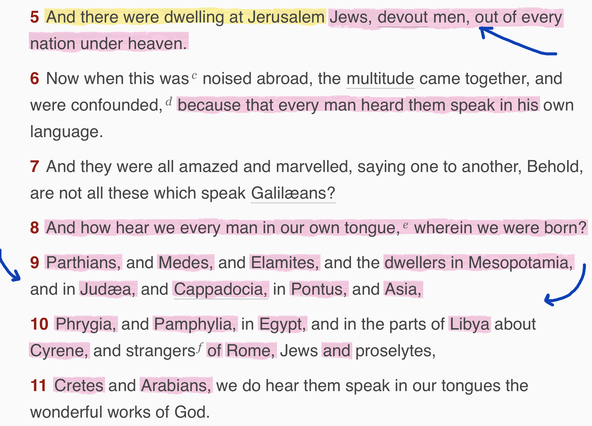 Jesus or Yeshua? One scripture in multiple languages...